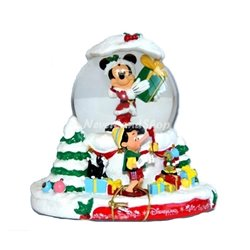 Snowglobe Noel - Mickey &  Minnie