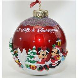 8621 2D Bal Rood - Disney