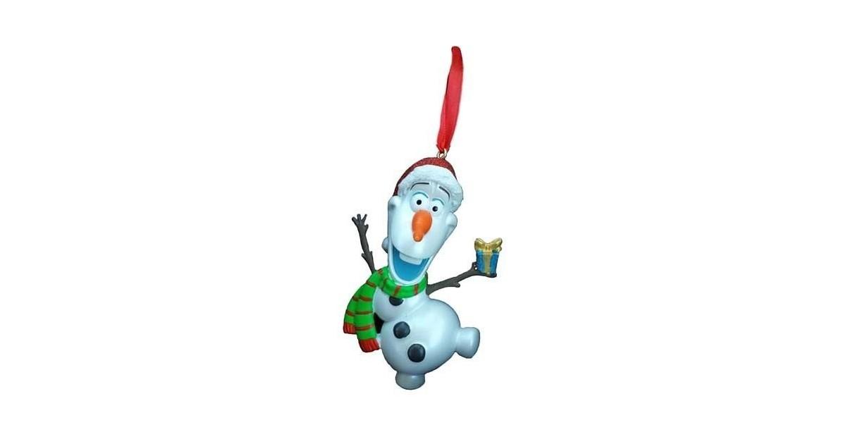 8682 3D Dangle Ornament - Olaf