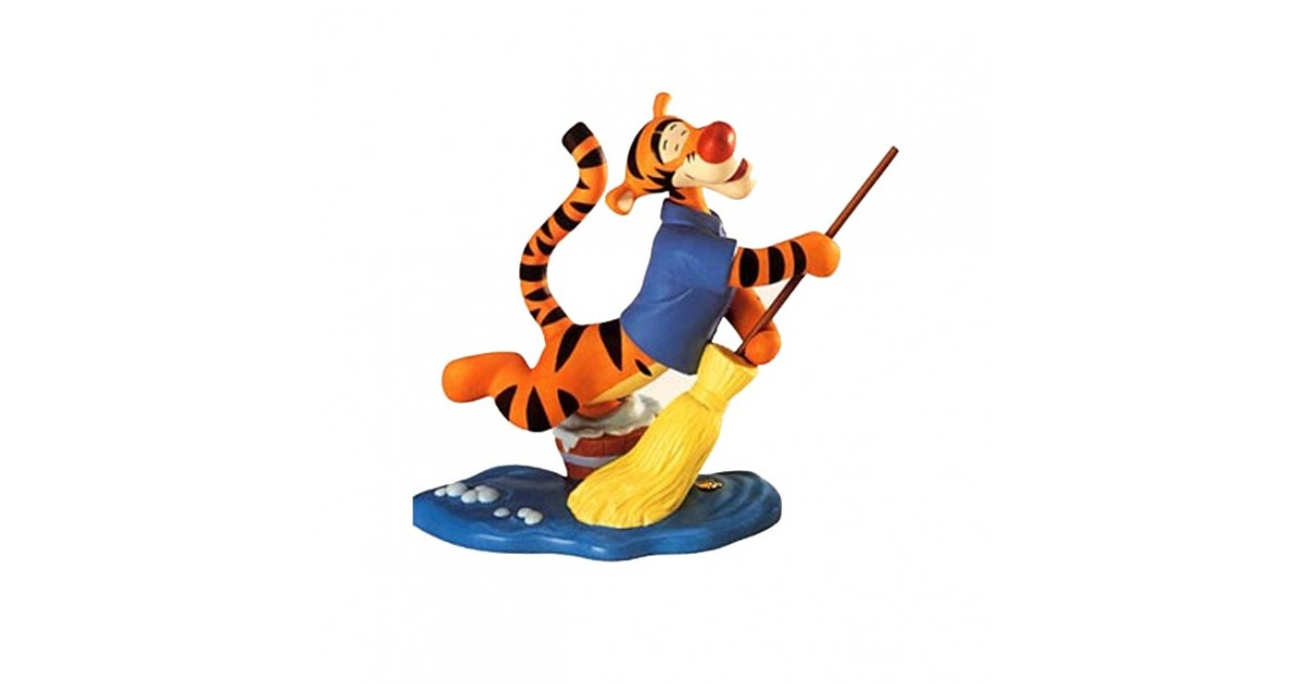 A Bounce A Day Sweeps The Cares Away - Tigger