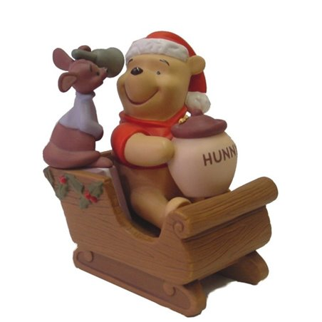 A Sleigh Full Of Presents - Pooh & Roo