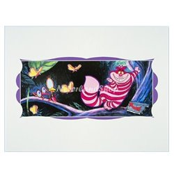 Cat Tale Deluxe Print by Noble