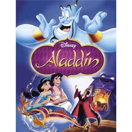 Disney - Verhaalboek - Aladdin