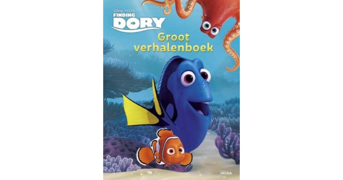 Disney - Verhaalboek - Finding Dory