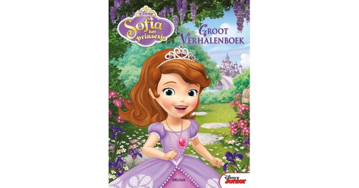 Disney - Verhaalboek - Sofia