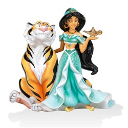 Disney Princess - Jasmine & Rajah - Limited Edition