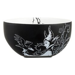 Zwart-Wit Bowl - Malificent