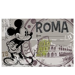Roma Placemat - Mickey