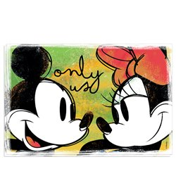 Only Us 2 Placemats - Mickey & Minnie