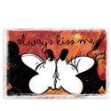 Kiss Me! 2 Placemats - Mickey & Minnie
