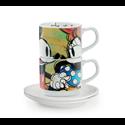 EM 206 Only Us 2 Espresso Kop & Schotels - Mickey & Minnie