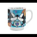 EM 208 LOVE Stapel Mok - Mickey & Minnie