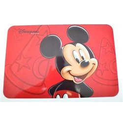 Placemat Rood - Mickey