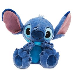 DisneyStore Plush Big Feet - Stitch
