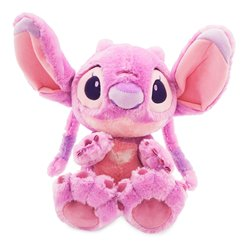 DisneyStore Plush - Big Feet - Angel