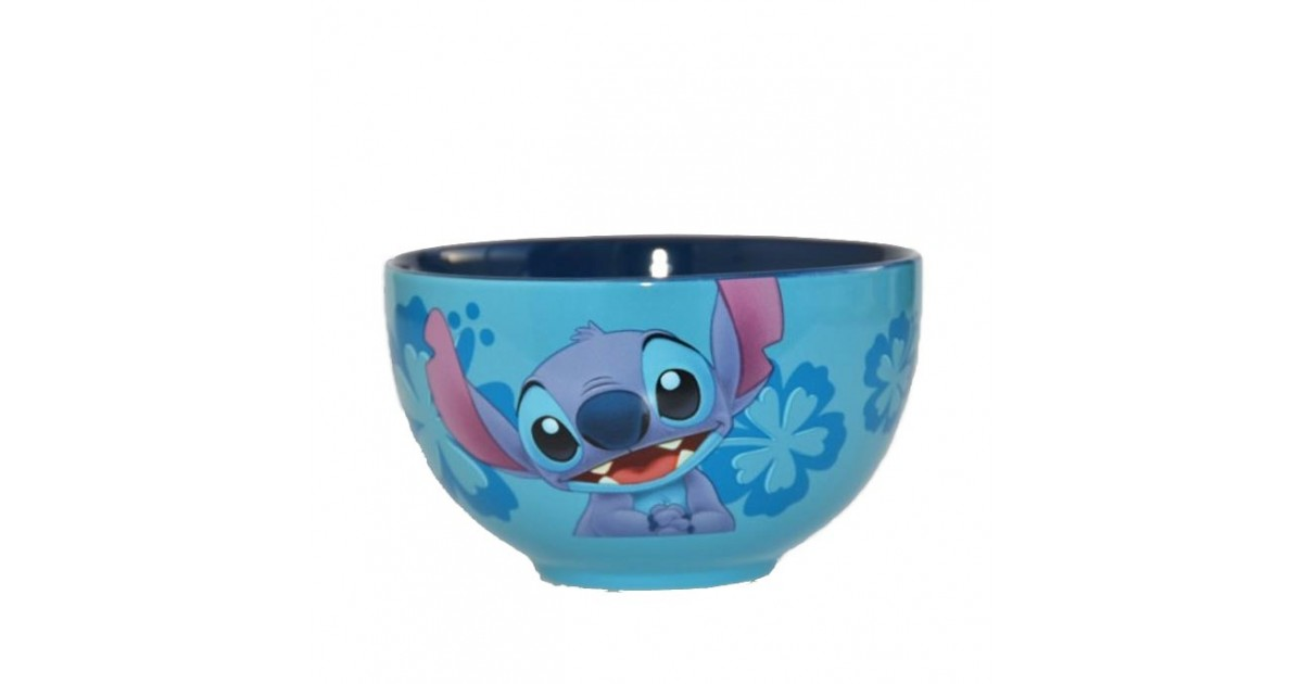 Bowl Blauw - Stitch