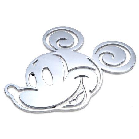 Onderzetter RVS - Mickey