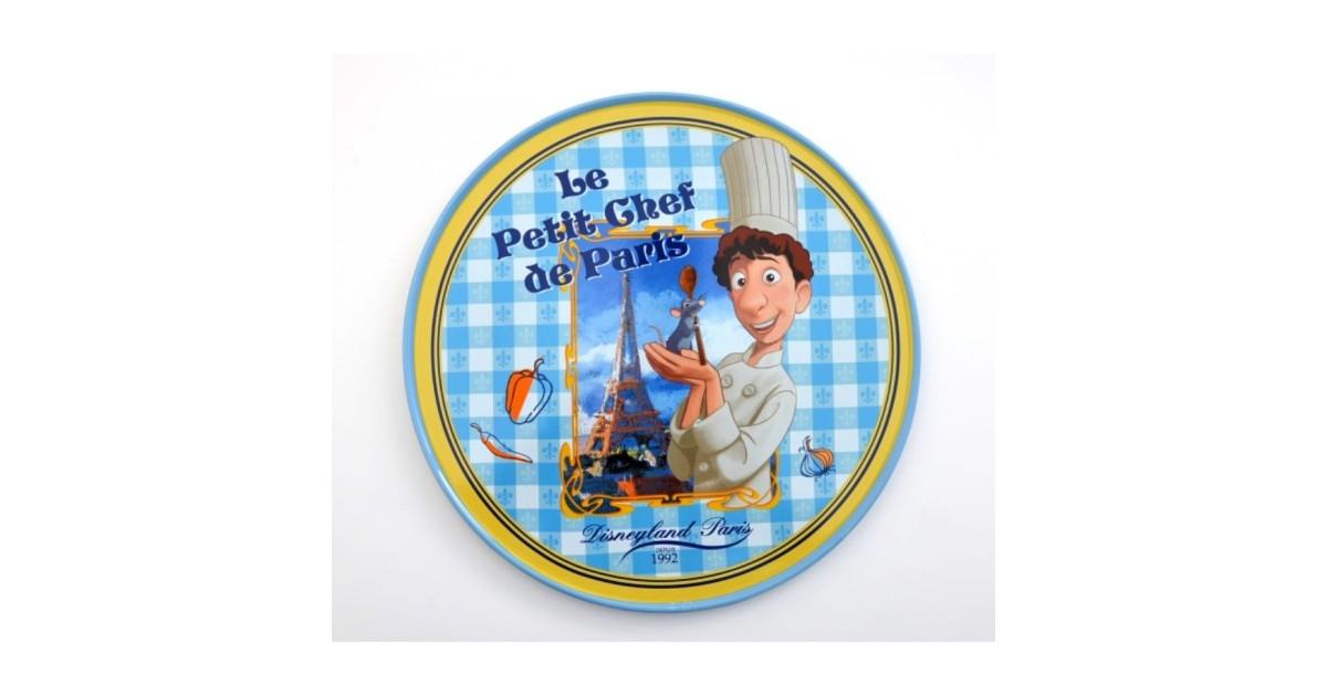 Taartschaal - Le Petit Chef de Paris - Ratatouille