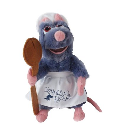 DisneyStore Plush Small Chef - Remy
