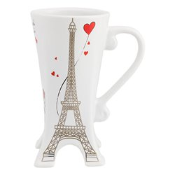 Paris Amour Mok Eiffeltower- Minnie