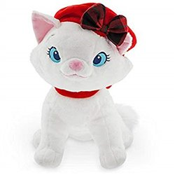 Disneystore Kerst Plush Medium - Marie