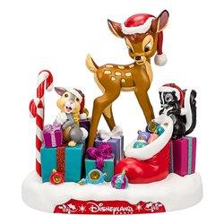 Klein Kerst Figuur - Bambi