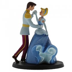 Wedding Cake Topper - Cinderella