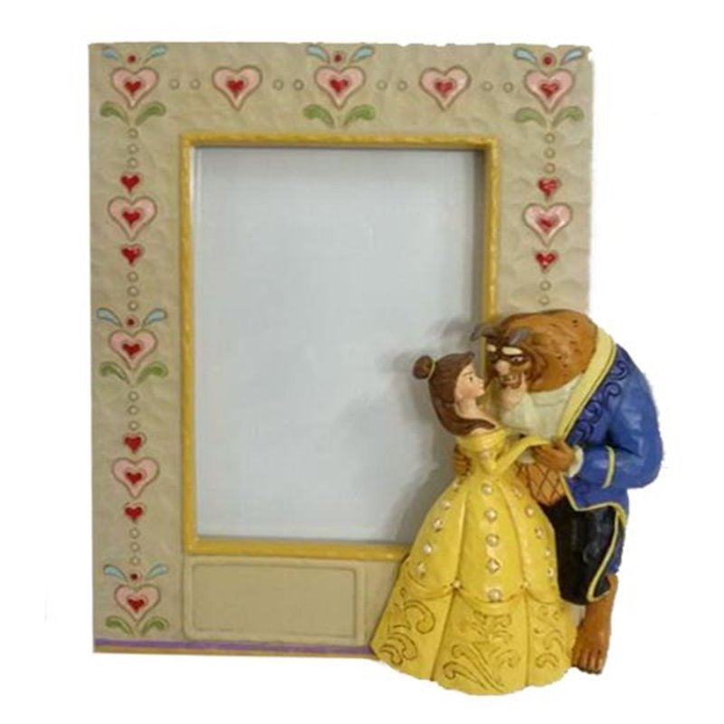Beauty & the Beast Photo Frame