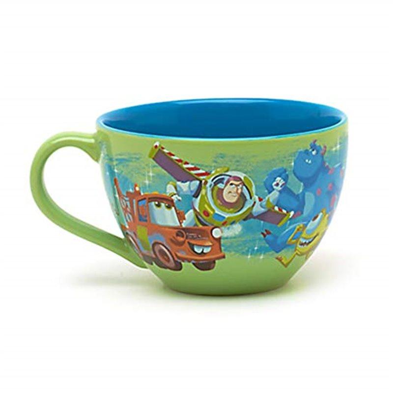 Cappuccino Mok - Pixar