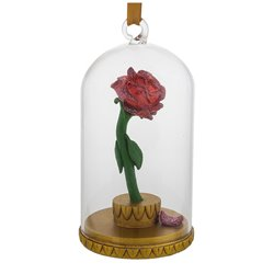 8741 3D lightUp Ornament - Rose
