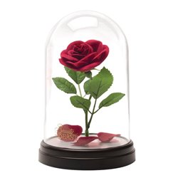 Enchanted Rose Light - Beauty and the Beast