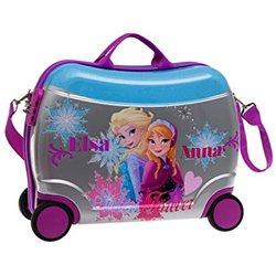 Rolling Suitcase  - Anna & Elsa