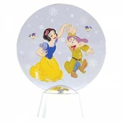 Holidazzler - Snow White & Dopey