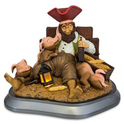 Medium Figure - Pirates of the Carribean
