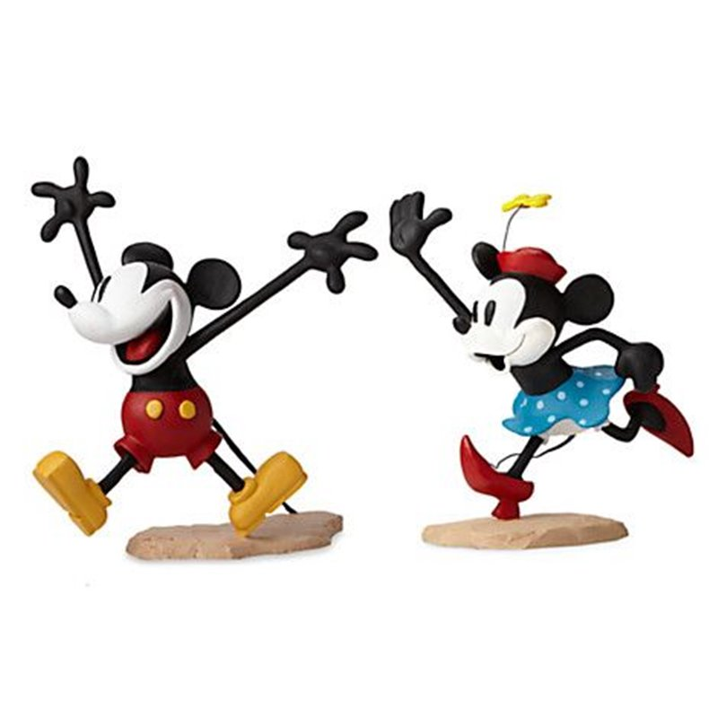 Manquette - Get A Horse! - Color - Mickey  & Minnie