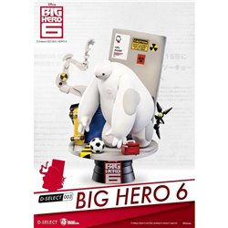 Diorama - Big Hero 6