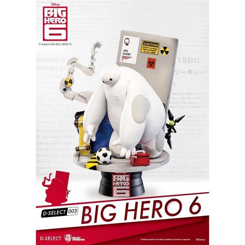 Diorama - Big Hero 6