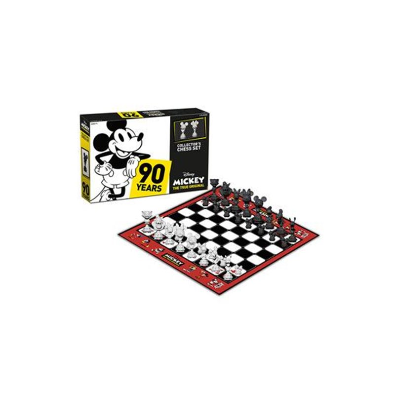 Chess Collectors Set - Mickey