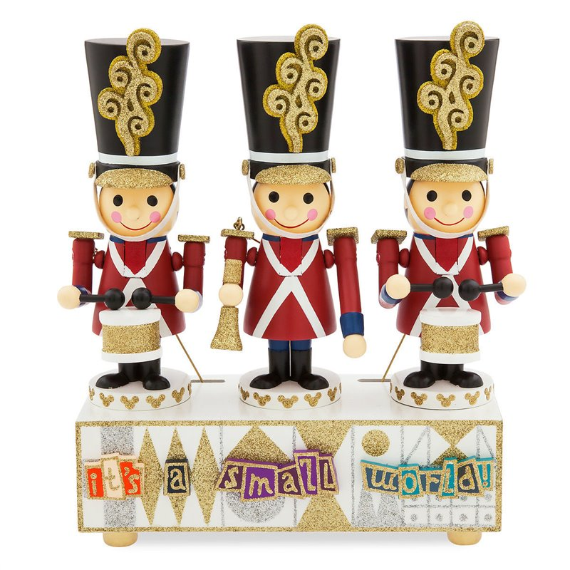Muziekdoos Nutcrackers - Small World