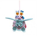 8478 3D Ornament - Dumbo, Donald & Daisy
