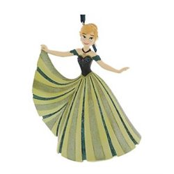 8179 3D Deluxe Dangle Ornament - Anna