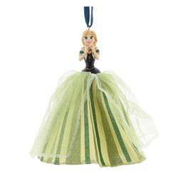 8189 3D Ornament X-Mas Gown - Anna