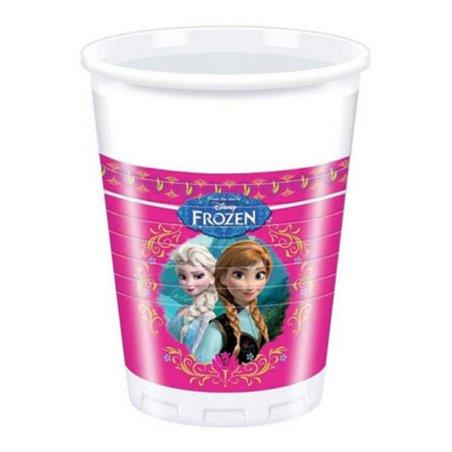 Plastic Bekers  - Anna & Elsa