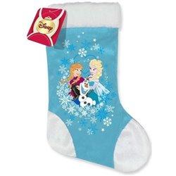 Satijn Kerstsok - Frozen