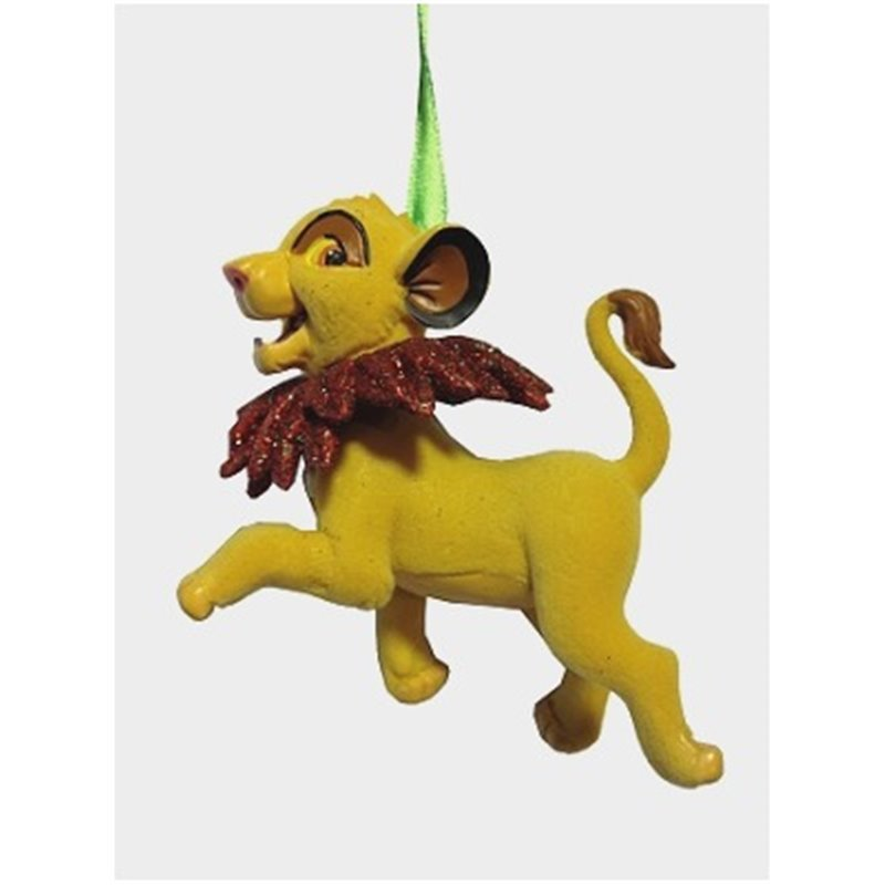 8315 3D Dangle Ornament - Simba