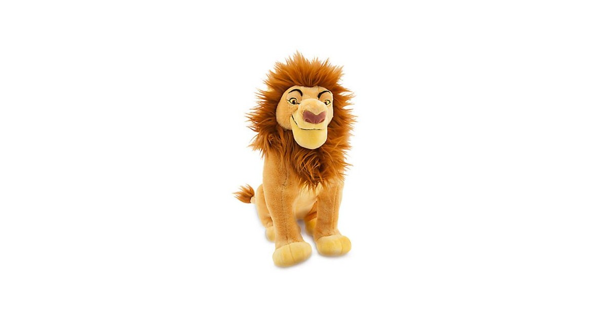 DisneyStore Plush Large - Mufasa