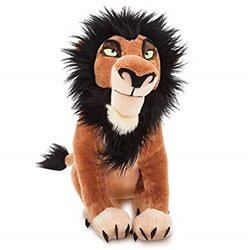 DisneyStore Plush Large - Scar