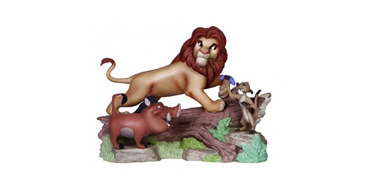 Friendship Means No Worries - The Lionking