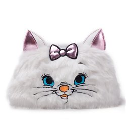 Furry MakeUp Bag - Marie
