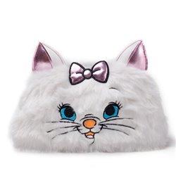 Furry MakeUp Bag - Marie